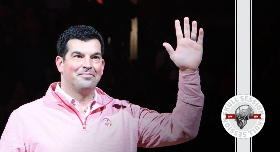 Ryan Day greets us in today's Skull Session.