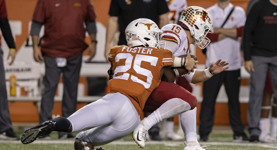 "Former five-star recruit B.J. Foster shined as the ""Joker"" middle safety in his freshman year at Texas."