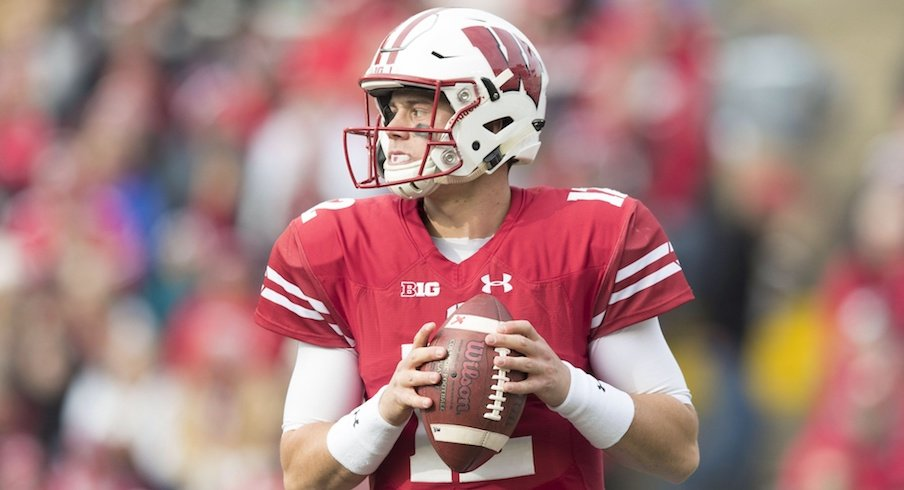 Alex Hornibrook is transferring.