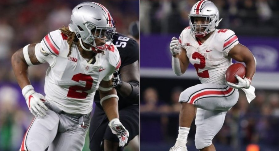 Chase Young and J.K. Dobbins lead Ohio State's junior class.