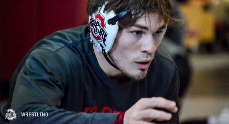 Joey McKenna looks to make it four conference titles in a row.
