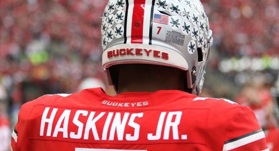 Ohio State fans and coaches can't be blamed for expecting Dwayne Haskins Jr. to stick around for multiple seasons as the starter, given how rare it is to see such progression at the quarterback position.