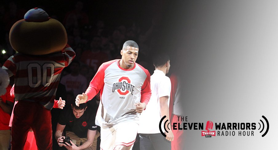 Kaleb Wesson is back for the Buckeyes and they can use his help.