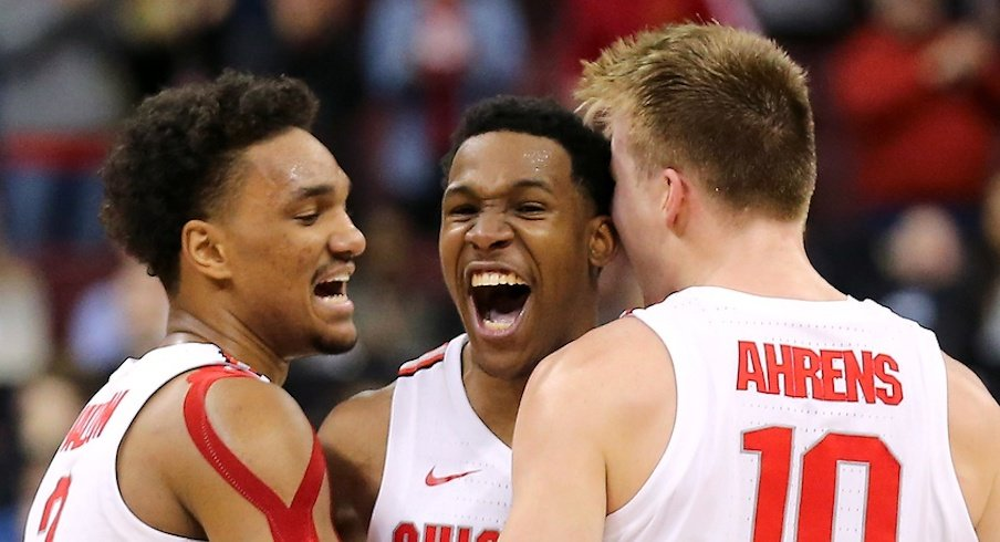 Ohio State is likely in the NCAA Tournament with a win over Indiana.