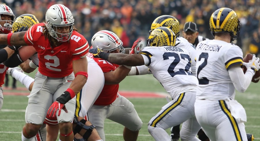 Ohio State opens as an underdog.