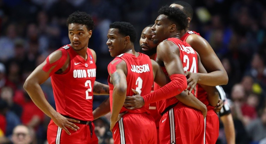 Ohio State men's basketball team