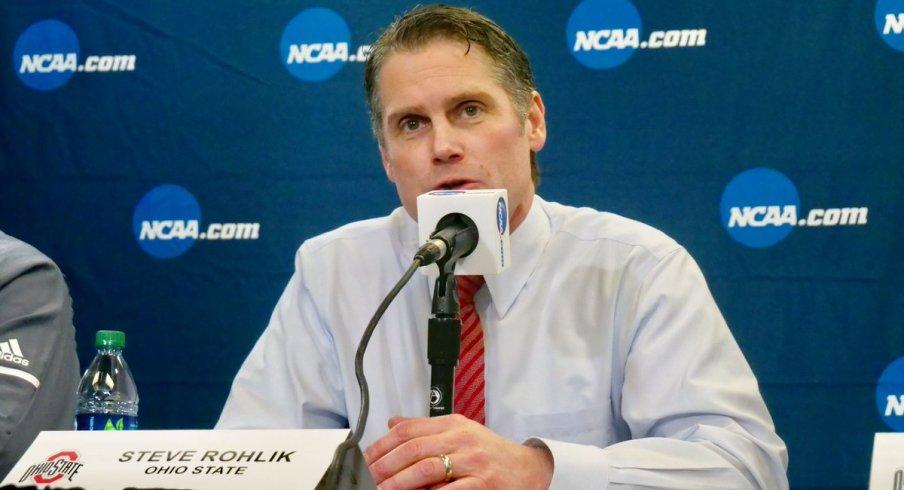 Buckeye head coach Steve Rohlik is once again a finalist for the Spencer Penrose Award.