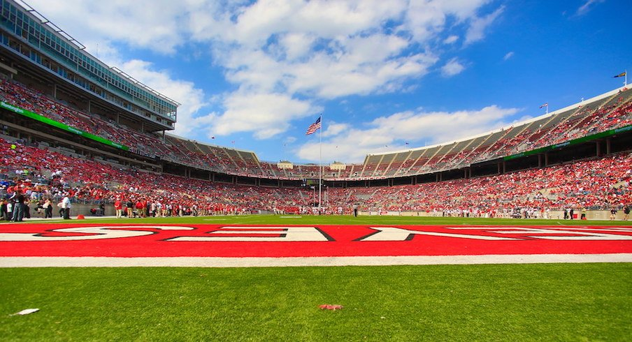 Ohio Stadium's capacity will be limited due to construction