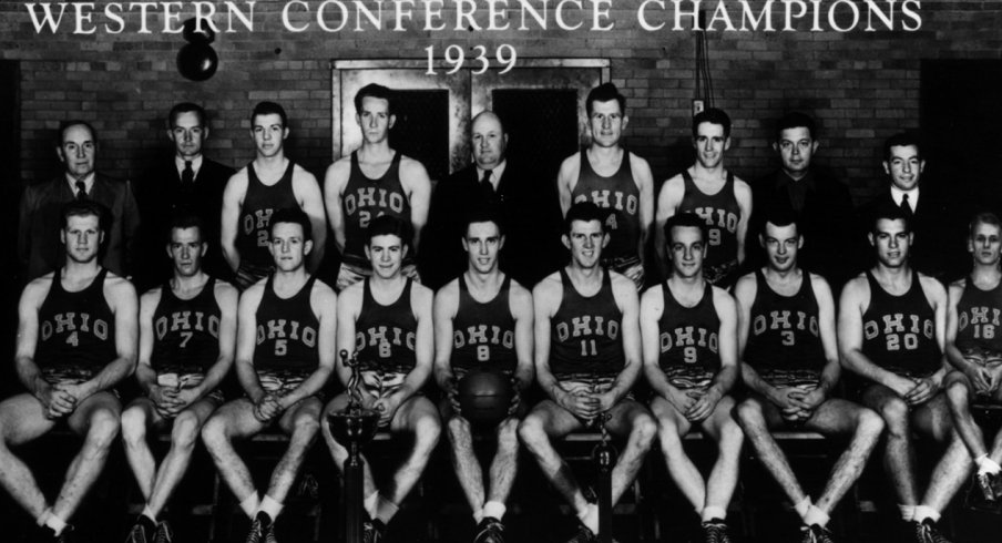 Harold G. Olsen's 1939 Buckeye Basketball Squad reached the inaugural NCAA Tournament Final.