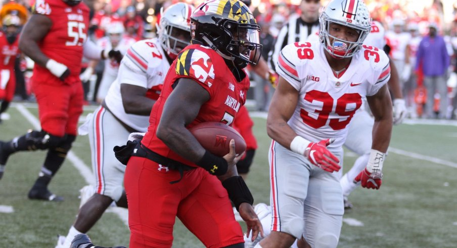 Film Study: Both Scheme and Technique Were to Blame for Ohio State's Struggles Stopping the Run in 2018