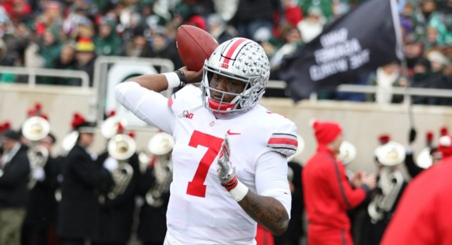 Dwayne Haskins has a legit shot to become Ohio State's most successful pro quarterback ever.