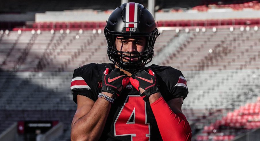Five-star wideout Julian Fleming is a priority for Brian Hartline and Ryan Day.