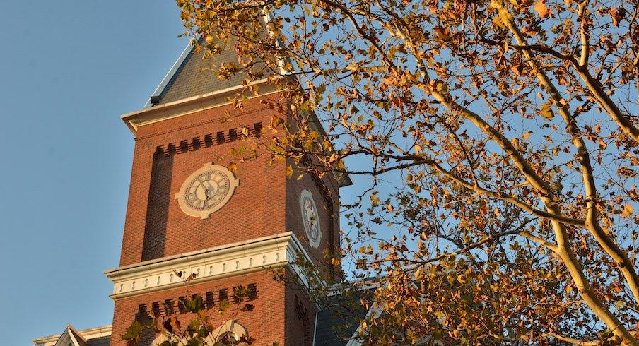 Ohio State's University Hall