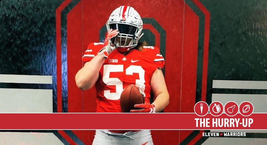 The Hurry Up: Ryan Linthicum, Gage Keys Reflect on Positive Ohio State Visits over the Weekend