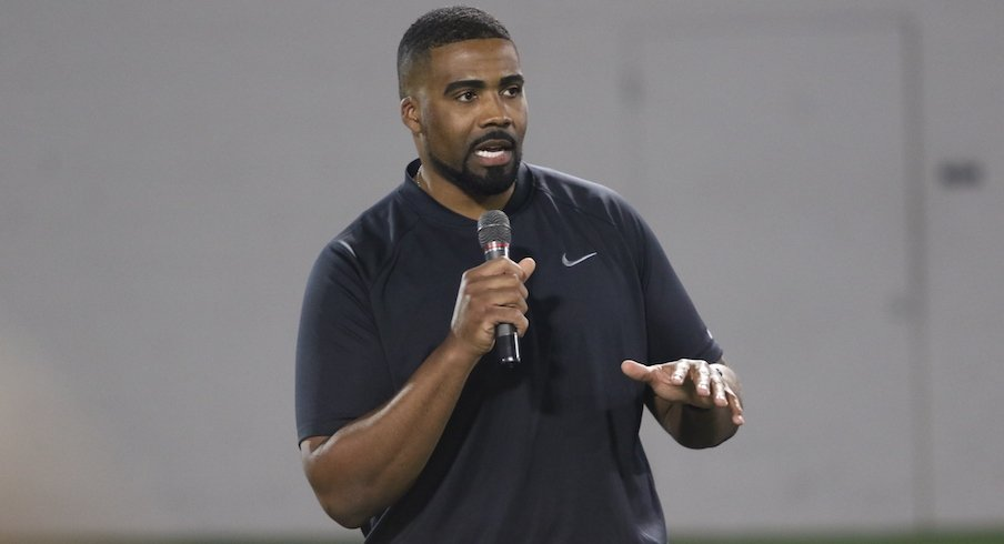 Al Washington, Ohio State Coaches Address Safety Concerns, Teach Tackling Techniques at Clinic for Youth Football Coaches