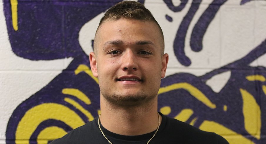 Cade Stover Excited to Bring Hard-Hitting Game to Ohio State, Play for New Coaching Staff Despite Close Relationship with Bill Davis
