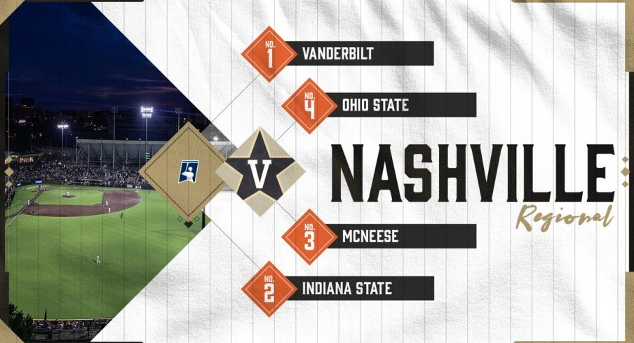 Ohio State is headed to Nashville.