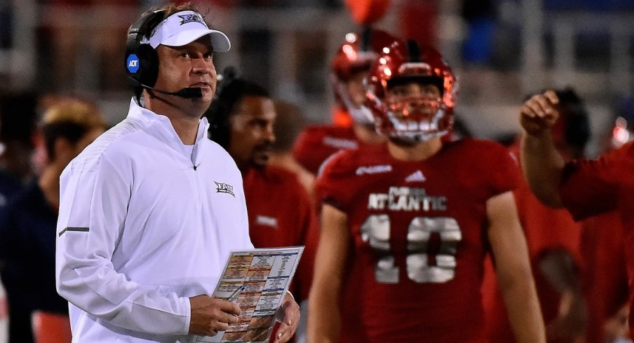 FAU coach Lane Kiffin faces a tall task in the 2019 opener.