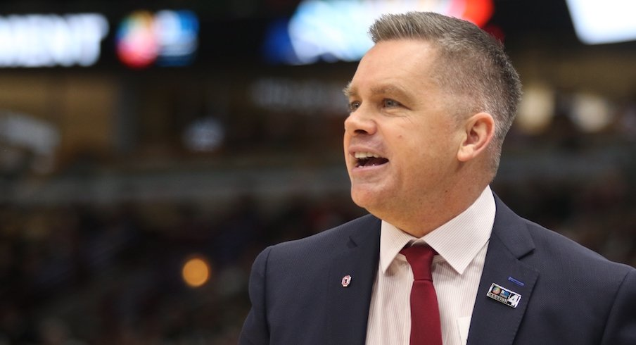 Chris Holtmann has one hell of a schedule this season.