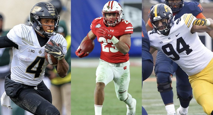 Which Player Ohio State Would Hypothetically Add to Its 2019 Roster from Every Other Big Ten Team