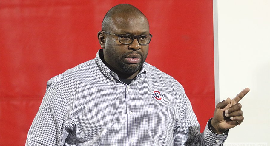Tony Alford and the Buckeyes are still looking for a 2020 tailback.