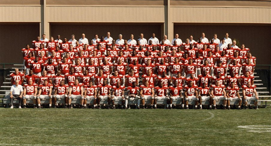 The 1994 Ohio State Football Buckeyes