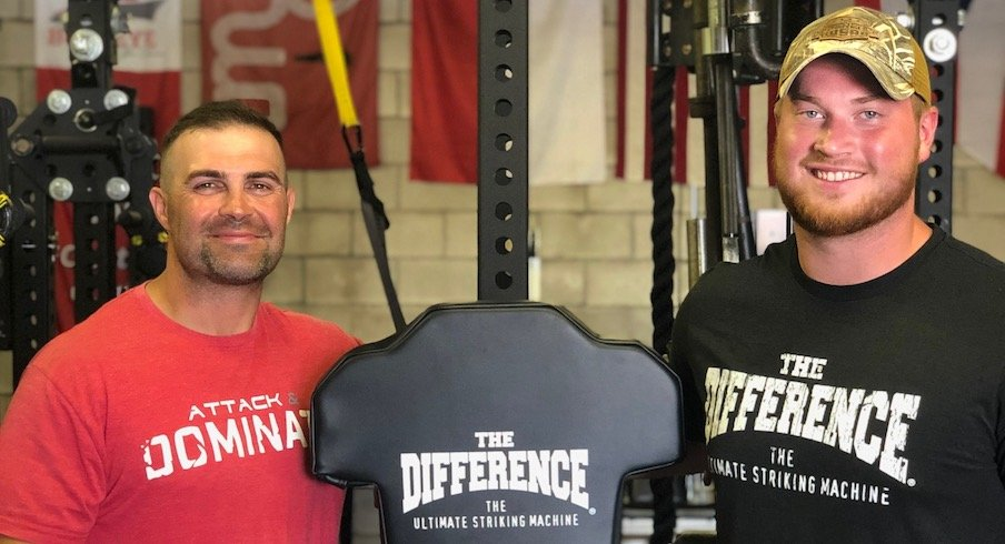 Anthony Schlegel, The Difference Striking Machine and Brady Taylor