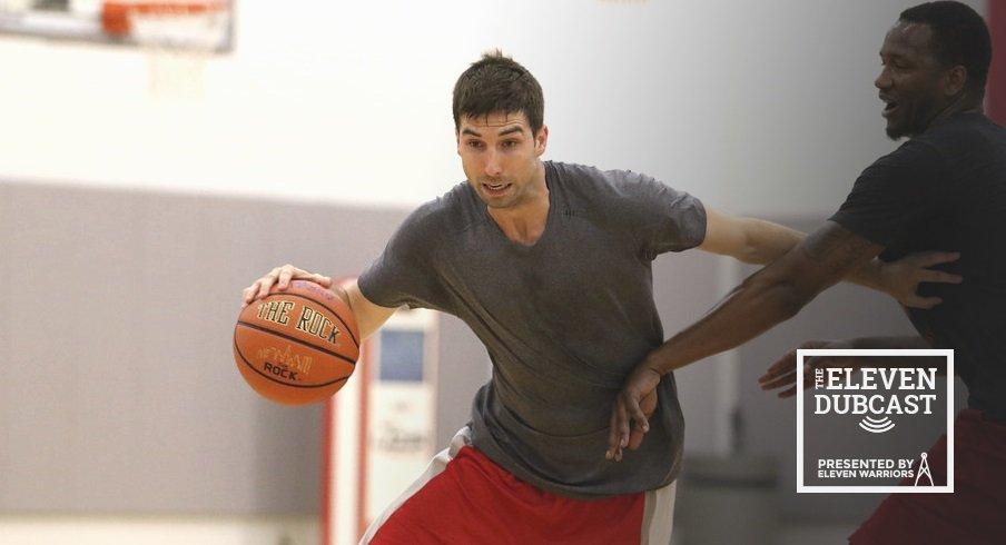 Former Ohio State men's basketball player Jon Diebler