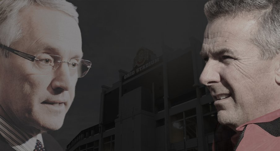 Jim Tressel vs. Urban Meyer
