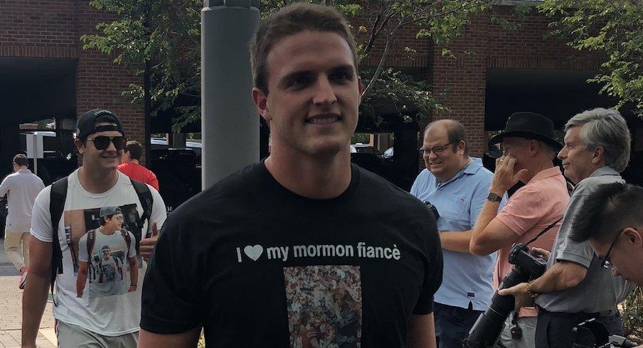 Drue Chrisman loves his mormon Fiance