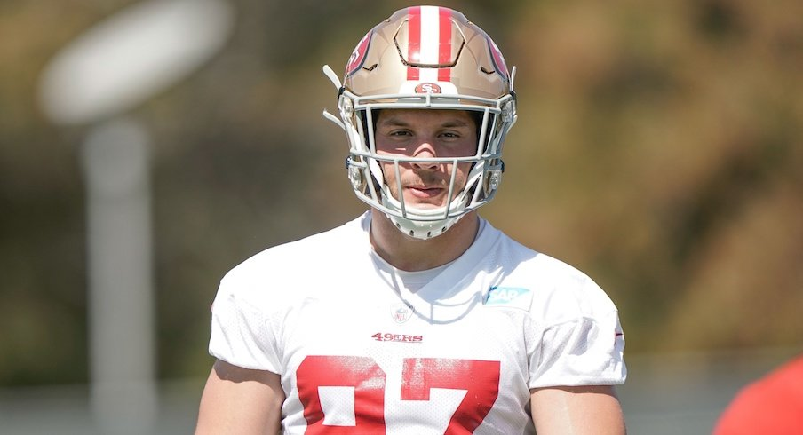 Nick Bosa will miss the preseason.