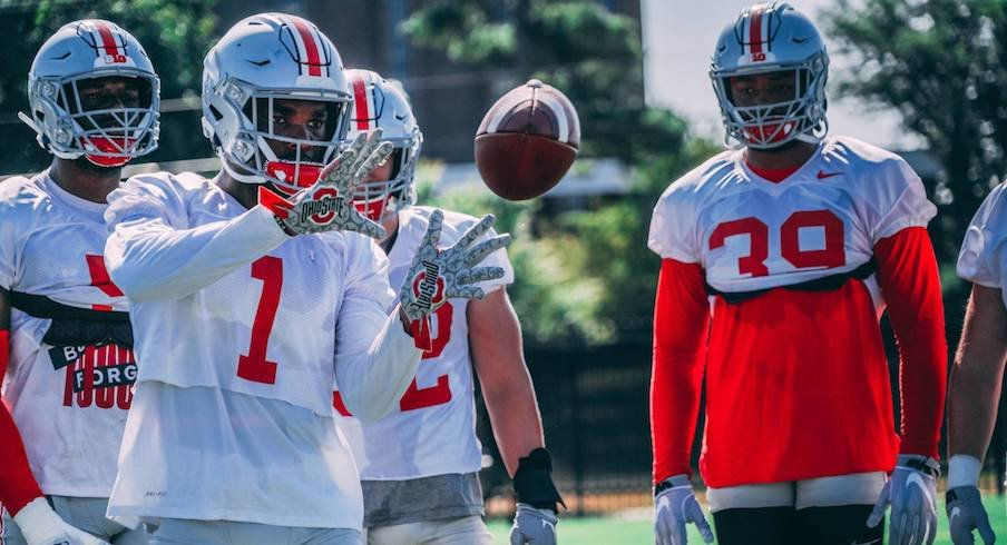 Jeffrey Okudah and the Ohio State defense