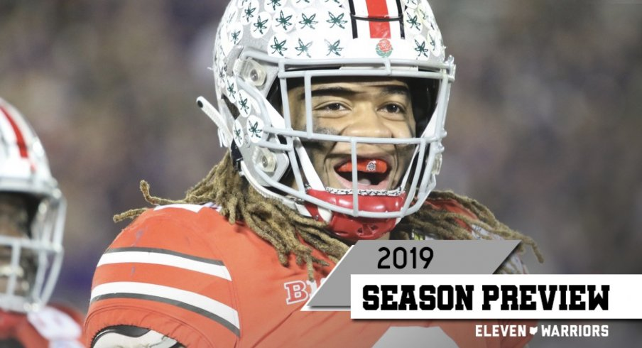 Chase Young is looking to reignite a Buckeye defense that didn't live up to lofty expectations last fall.