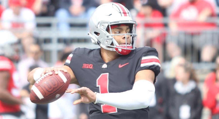 Ryan Day will announce the starting quarterback on monday.