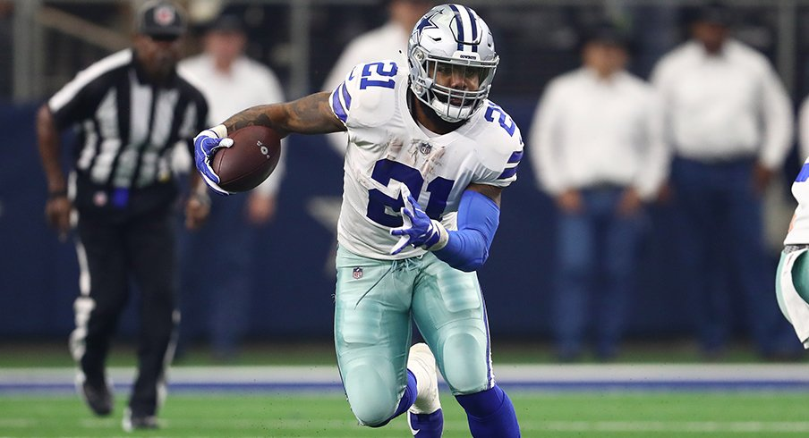NFL Fantasy Football: Ranking Former Buckeyes for the 2019