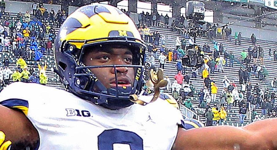 Myles Sims accuses Michigan of getting in the way.