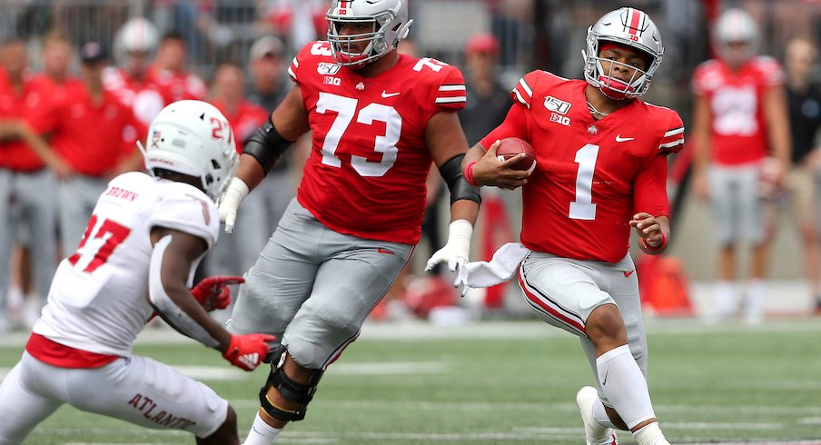 The Rewind: What We Learned from 11 Plays in Ohio State's 45