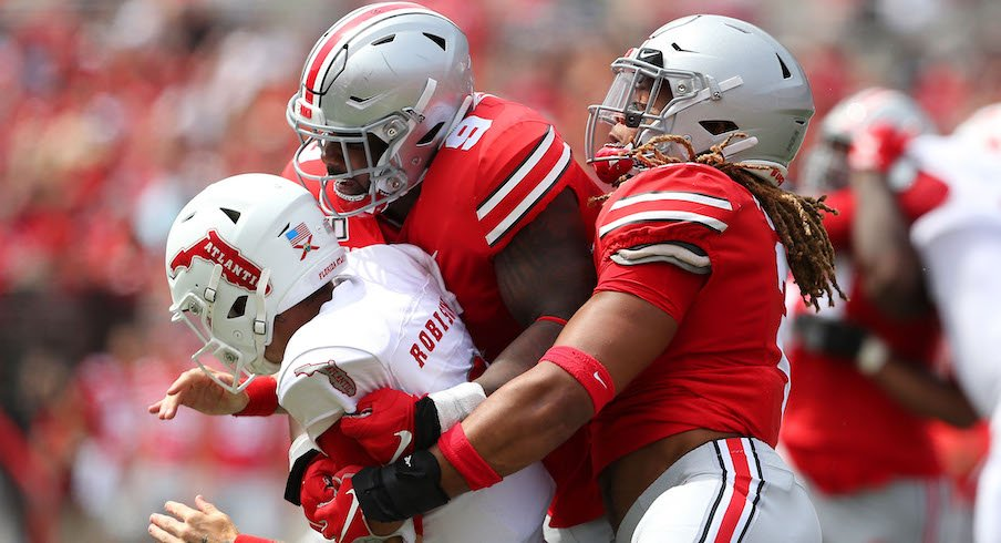 Jashon Cornell Returns to Defensive Tackle Seeking Similar