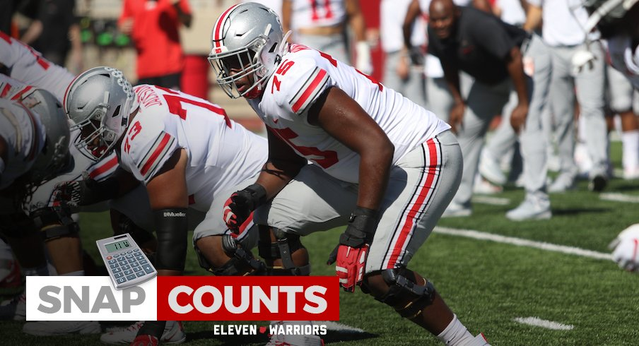 Thayer Munford and Ohio State's offensive line