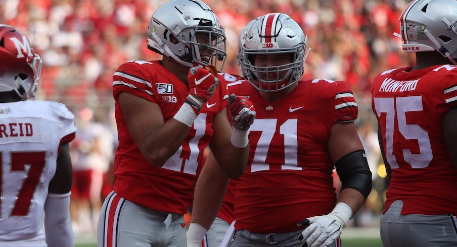 Austin Mack and Josh Myers