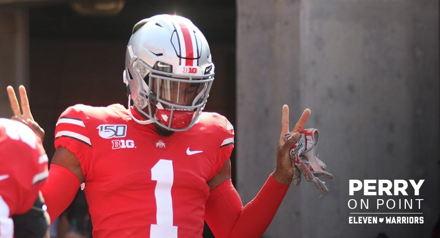 Jeff Okudah and the Silver Bullets are playing well.