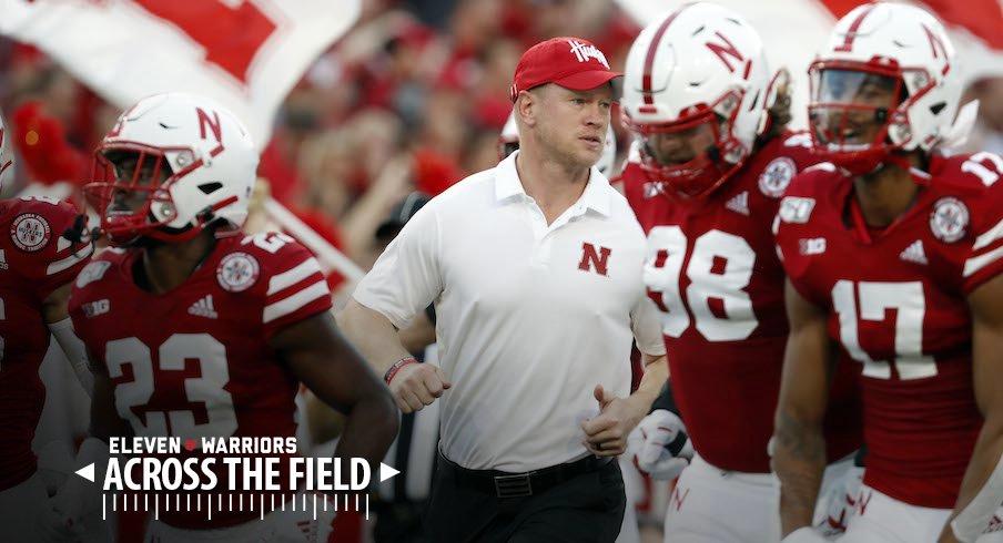 Scott Frost and the Nebraska Cornhuskers