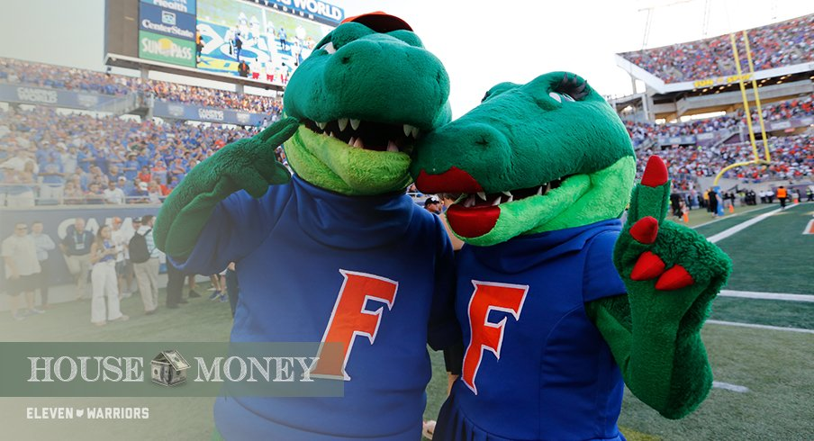 The Gators host Auburn in Gainesville this weekend.