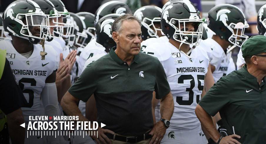 Mark Dantonio and the Michigan State Spartans