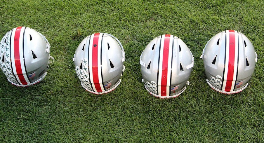 Ohio State is a big favorite on the road.