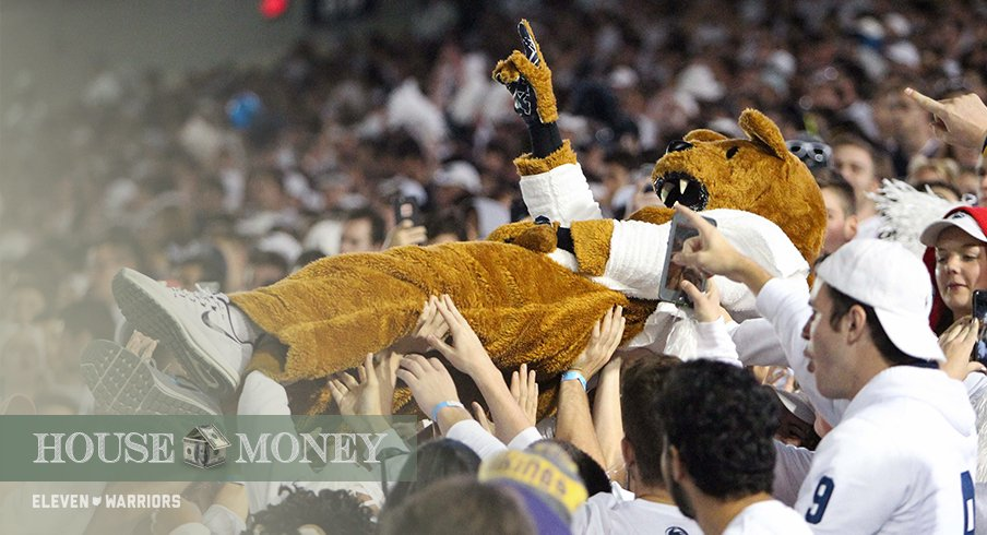 """It'll be another """"white out"""" in Happy Valley Saturday night."""