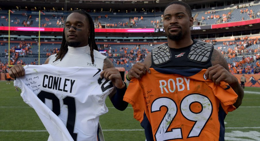 Bradley Roby and Gareon Conley will now be teammates with the Houston Texans.
