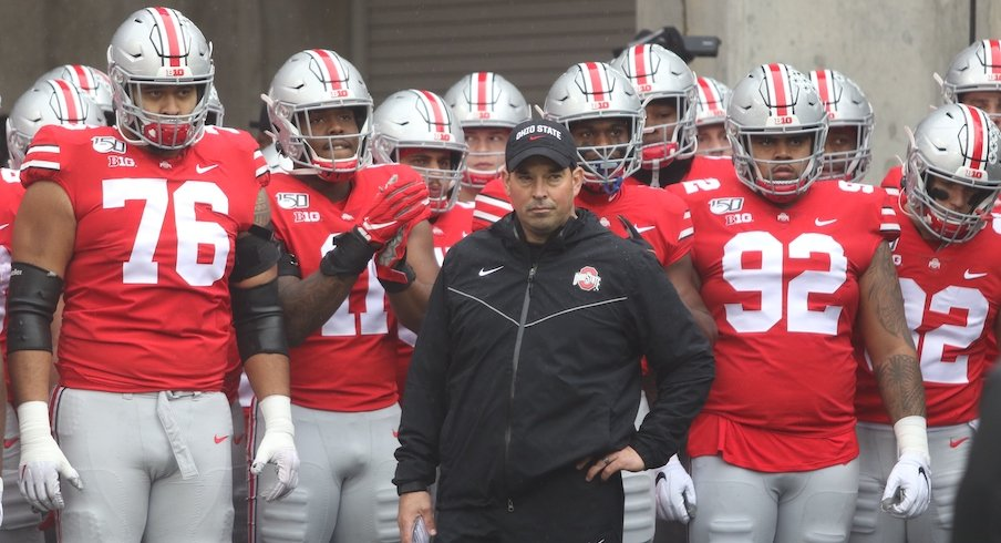 Ryan Day and the Ohio State Buckeyes