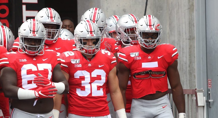 Ohio State's penn state game will kickoff at noon.