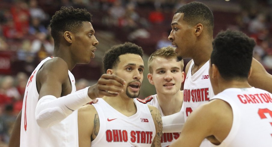 Evidence Of Talented Ohio State Team In Early Stages Of